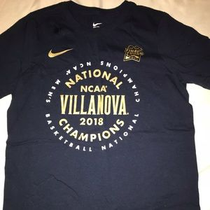 Villanova National Champions Official Tee